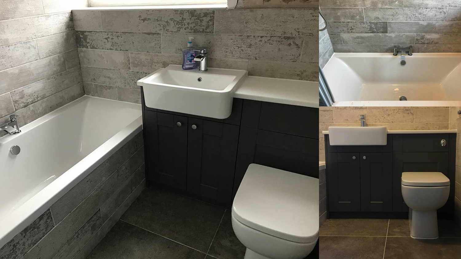 Deatonshaw Spalding Kitchens Bedrooms Bathrooms Installers Fitters - Local bathroom installers